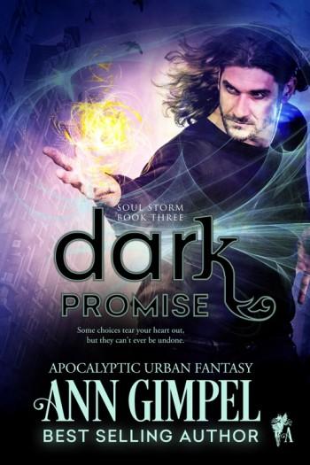 Dark Promise, Soul Storm Book Three