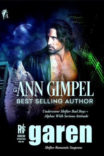 Garen, Rubicon International Book One