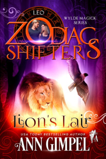 Lion's Lair, Wylde Magick Book Two