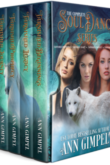 Soul Dance Series, Books 1-4