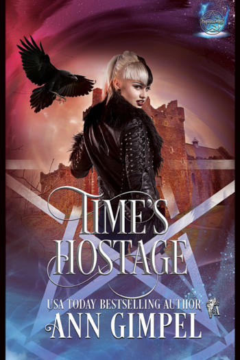 Time's Hostage, Elemental Witch Book Three