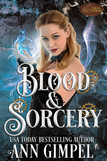 Blood and Sorcery, Coven Enforcers Book Two