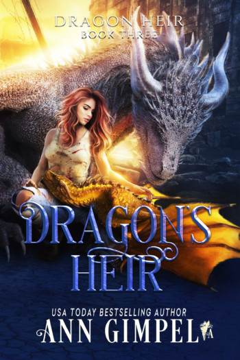 Dragon's Heir, Dragon Heir Book Three